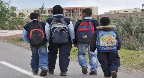 مشروع حكومي جديد لدعم التلاميذ المنحدرين من أسر معوزة