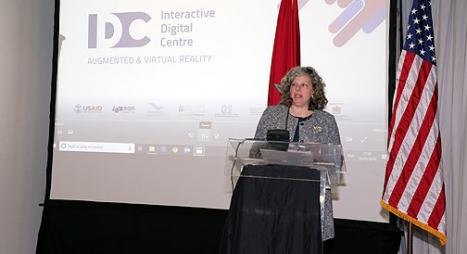 إطلاق أول مركز رقمي تفاعلي بالمغرب موجه للتربية والأعمال
