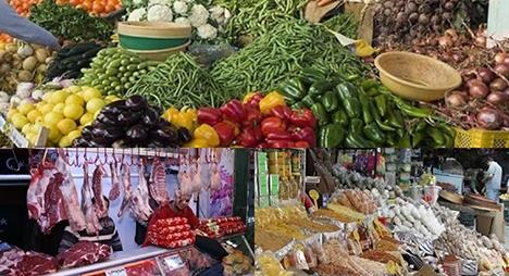 الحكومة: وضعية تموين الأسواق عادية ومزودة بكل المواد الأساسية