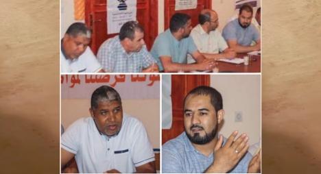 هذه خلاصات لقاء جمع البرلماني صدقي بمغاربة العالم بتنغير