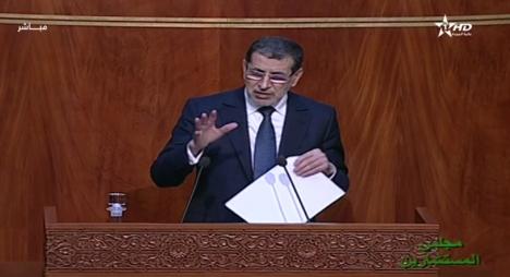 رئيس الحكومة: اتخذنا تدابير لإنعاش التجارة والتنزيل يتم تدريجيا