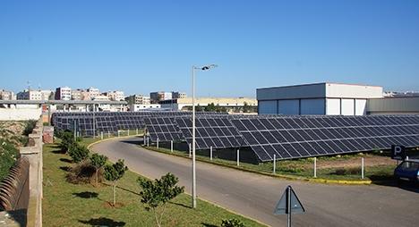 في سابقة من نوعها.. محطة داخلية لإنتاج الطاقة الشمسية بمجازر الدار البيضاء