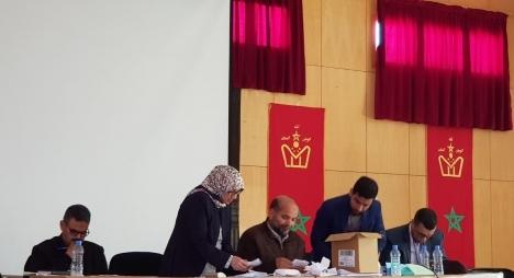 انتخاب رمضان حران كاتبا إقليميا لمصباح إقليم تاوريرت