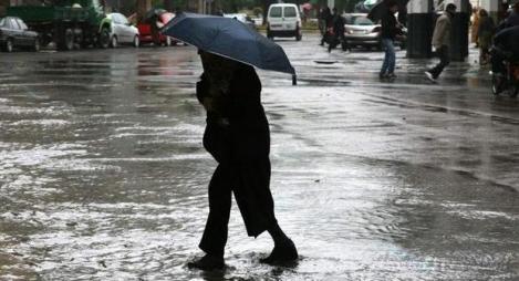 نشرة خاصة: أمطار قوية وتساقطات ثلجية من الأربعاء إلى الجمعة