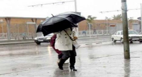 نشرة خاصة..تساقطات مطرية قياسية بهاته المناطق