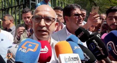 شيخي: لنا الثقة في هيئة الحكم لترجع الأمور لنصابها في قضية حامي الدين (فيديو)