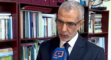 """العمراني يكشف تفاصيل لقاء """"أمانة المصباح"""" (فيديو)"""