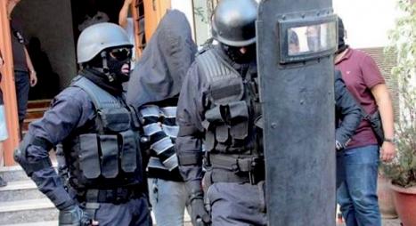 تازة..تفكيك خلية إرهابية تتكون من أربعة متطرفين يتزعمهم مقاتل سابق بسوريا والعراق