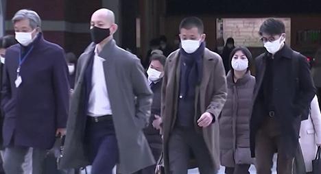 اليابان .. الحكومة تعتزم إعلان حالة طوارئ في منطقة طوكيو الكبرى