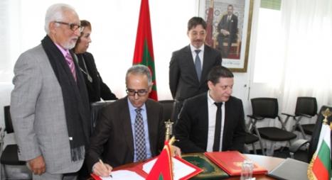 التوقيع على اتفاقية إطار تهم تعزيز جهة الرباط لتعاونها الدولي اللامركزي