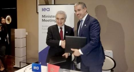 المغرب والوكالة الدولية للطاقة يوقعان برنامج العمل المشترك لسنتي 2020 و2021