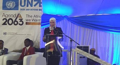 الوفي من زيمبابوي: المغرب منخرط من أجل تنمية إفريقيا