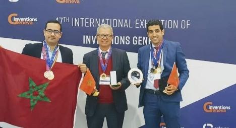 المغرب يتألق بجنيف ويحصد أغلب جوائز المعرض الدولي للاختراعات