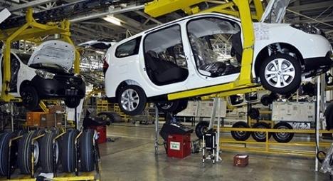 وفق إجراءات وقائية.. مصنع رونو - نيسان بطنجة يستأنف نشاطه الصناعي