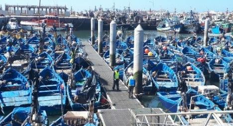 """بعد أسبوع على إغلاقه بسبب """"كورونا""""..ميناء الصويرة يستأنف نشاطه من جديد"""