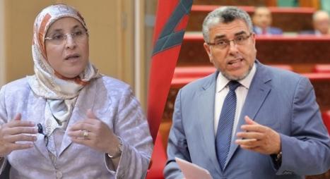 الرميد والحقاوي يشيدان بإطلاق منصة وطنية لرصد وتقييم وضعية الطفولة بالمغرب