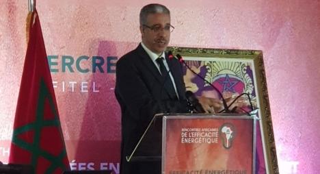 مراكش..رباح يترأس المؤتمر الأول حول الأداء الطاقي