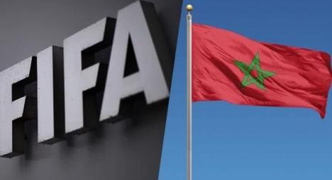 """المغرب يلعب أوراقه القانونيةو يراسل """"الفيفا"""" لاستبعاد دول من عملية التصويت لمونديال 2026"""