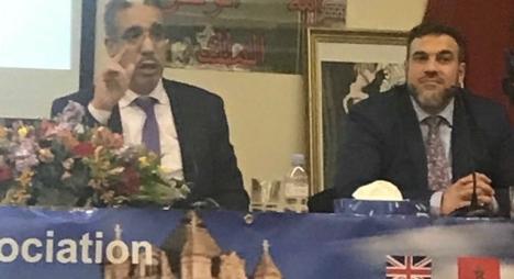 رباح يبرز ببريطانيا أهمية تعزيز روابط المغاربة ببلدهم خدمة للتنمية