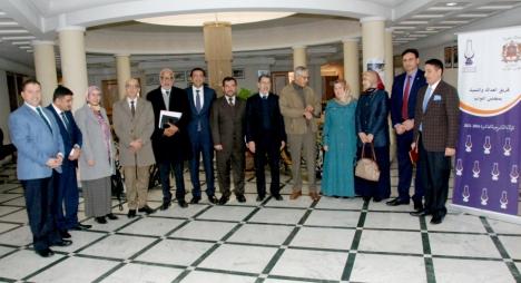 وفد برلماني عراقي في ضيافة فريق العدالة والتنمية بمجلس النواب
