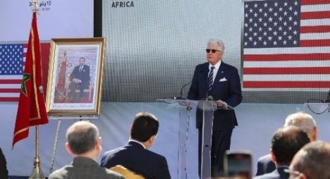 سفير أمريكا بالرباط: زيارة وفد أمريكي للداخلة تعكس الدعم الثابت لعملية فتح قنصلية للولايات المتحدة