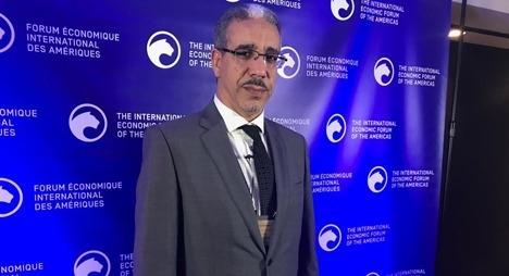 رباح: المغرب قدم بمونريال نموذجه التنموي وساهم في النقاش حول مستقبل إفريقيا