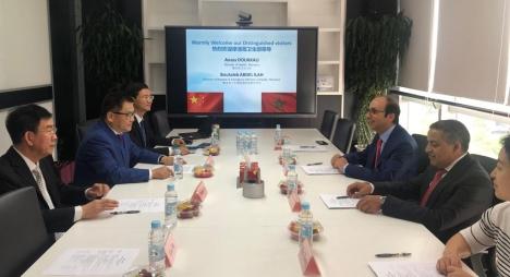 شانغهاي..وزير الصحة يطلع على التجربة الصينية في مجال صناعة الأدوية
