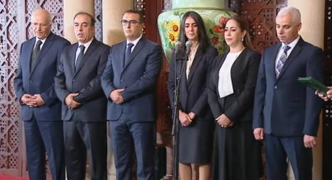 التعديل الحكومي.. وجوه جديدة ضمن حكومة العثماني الثانية