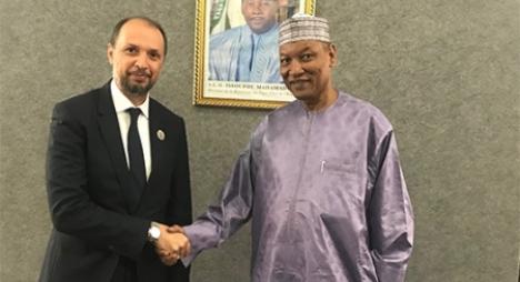 وزير المالية النيجيري يشيد بسياسة المغرب في إفريقيا