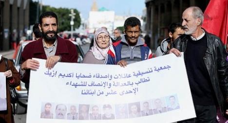 """عائلات ضحايا اكديم إزيك تطلع """"غوتيريس"""" على مستجدات محاكمة المتهمين"""