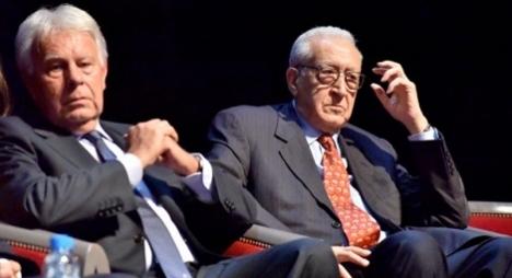 الدبلوماسي الإبراهيمي: وفاء اليوسفي لا مثيل له