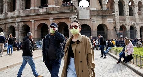"""بسبب أزمة """"كورونا"""".. البرلمان الإيطالي يمدد حالة الطوارئ إلى 15 أكتوبر"""