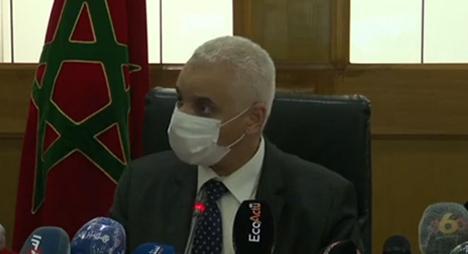 وزير الصحة: نتفهم غضب المواطنين والفيروس لا يمهلنا لاتخاذ القرار