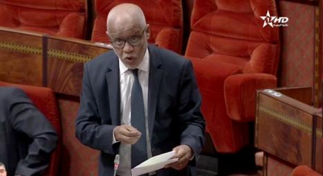 يتيم يبرز مجهودات الحكومة في تقليص بطالة حاملي الشهادات