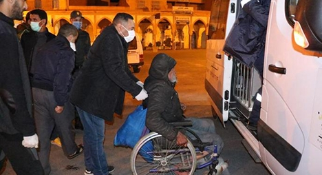 """""""كورونا"""".. المصلي: تم إيواء حوالي 3000 شخص في وضعية الشارع"""