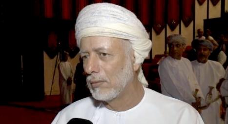 وزير عماني يكشف قرب انتهاء الأزمة الخليجية