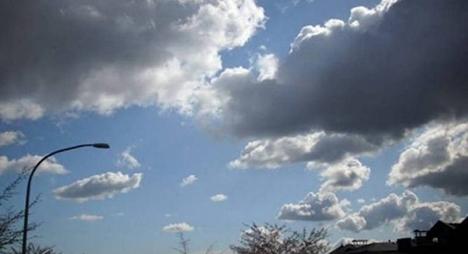 مديرية الأرصاد الجوية: سحب منخفضة كثيفة مصحوبة بأمطار ضعيفة