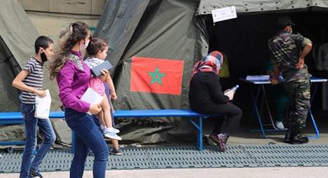 المستشفى العسكري المغربي ببيروت يقدم أزيد من 28 ألف خدمة طبية