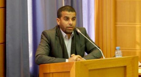 الصمدي يؤكد حرص جماعة طنجة على الدعم المالي للجمعيات الرياضية