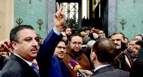 في الحقائق الخمس والعشرين لقضية  الدكتور عبد العلي حامي الدين