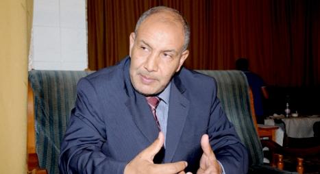 نور الدين قربال: المغرب افريقيا العلاقات الاستراتيجية