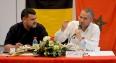 """شوباني يناقش """"العمل السياسي وسؤال الإصلاح"""" مع الجالية المغربية ببلجيكا"""
