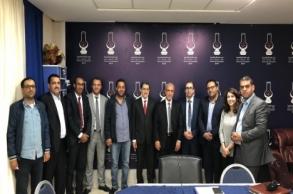 """العثماني يترأس أول لقاء لقسم الإعلام لحزب """"..."""