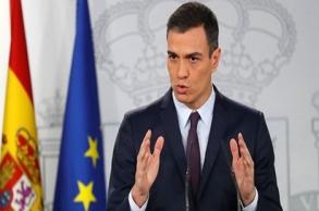 رئيس الحكومة الإسبانية: بلادنا دخلت مرحلة بداية...