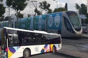 """رسميا.. إطلاق خدمة النقل الحضري متعدد الوسائط """"..."""