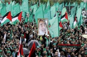 """""""حماس"""": المقاومة حق وليست إرهابا"""