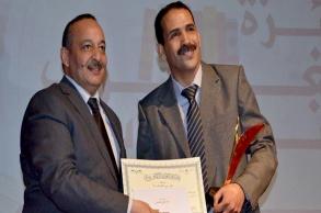 الطاهري الحائز على جائزة المغرب للكتاب لpjd ma:...