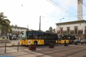 الدار البيضاء.. نقلة نوعية في منظومة النقل الحضري...