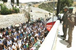 خطيب المسجد الأقصى: الاحتلال سيُردع وتصعيده...