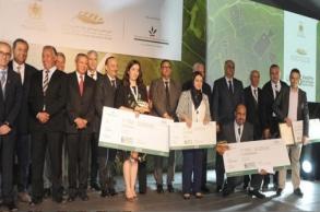 توزيع جوائز النسخة السادسة للجائزة الوطنية الكبرى...